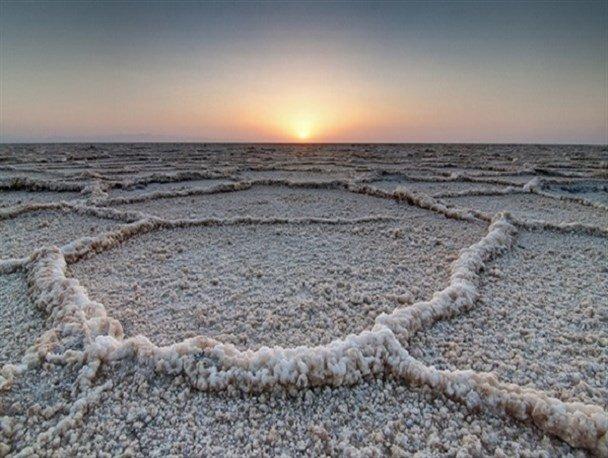 ثبت ملی دریاچه نمک به توسعه گردشگری کویر مرنجاب میانجامد
