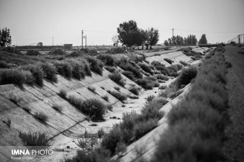 خشکسالی راه شرق را میرود