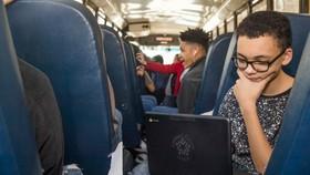 تجهیز اتوبوسهای شهری به اینترنت وای فای رایگان