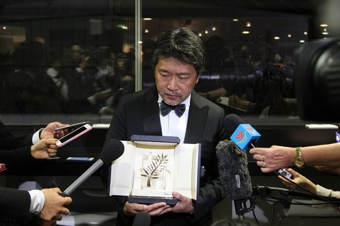 Cannes Palme d'Or winner 'Shoplifters to be displayed in Slemani International Film Festival