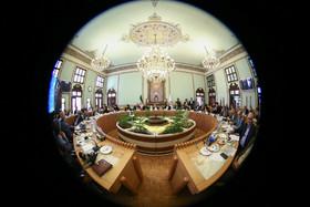 پنجاهمین جلسه علنی شورای اسلامی شهر