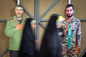 آئین افتتاح اردوهای راهیان نوردر نجف آباد