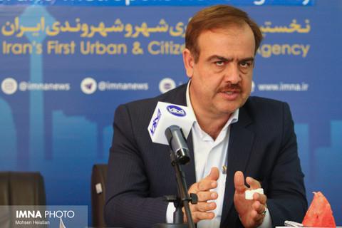 بازدید مدیر منطقه 13 شهرداری از ایمنا