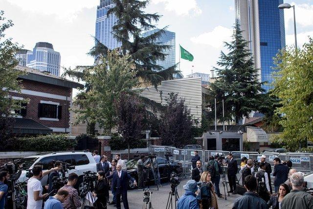 قتل خاشقجی در سفارت عربستان