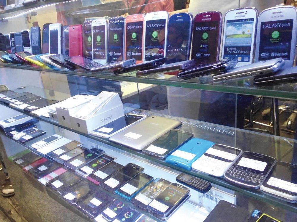 کاهش قیمت گوشیهای هوآوی+ جدول