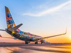 بامزهترین هواپیماها در آسمان!