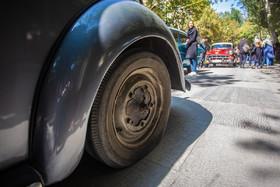 کاروان ماشین های کلاسیک دانمارک