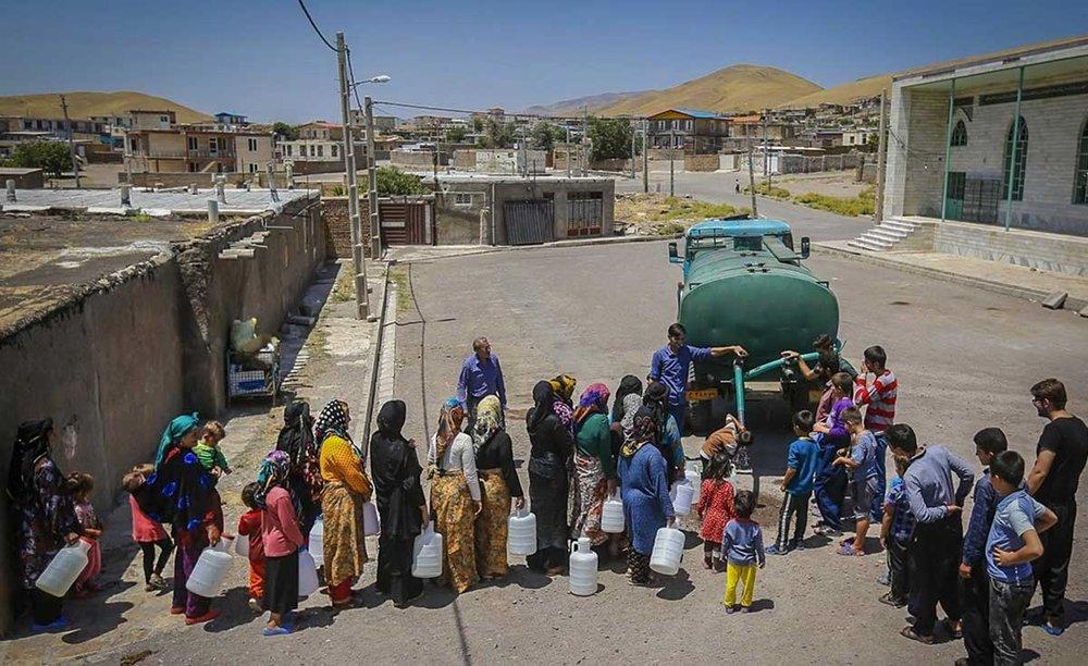 آبرسانی سیار به ۴۱۵ روستای استان اصفهان