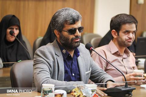 نشست خبری به مناسبت روز عصای سپید