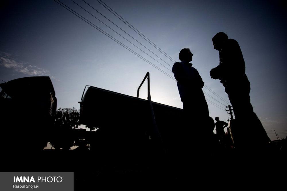 آب رسانی به روستای «زوزن» با مشارکت فولاد سنگان