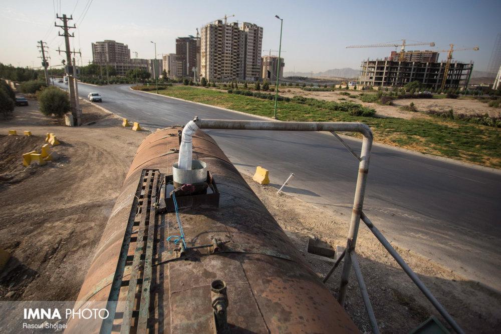 احداث ۶۴.۵ میلیارد تومان تاسیسات آبرسانی و زیربنانی در اصفهان