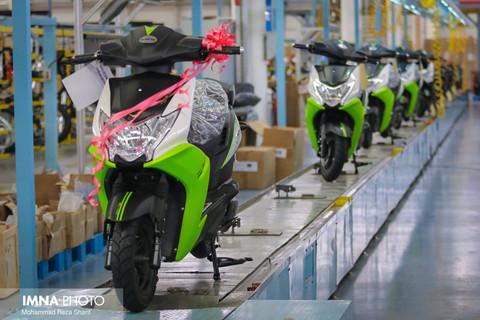 قیمت انواع موتورسیکلت ۱۴ دی + جدول