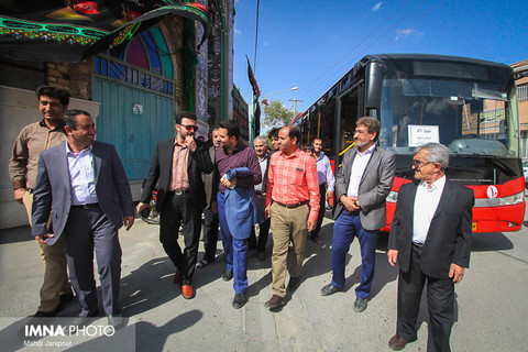 improving quality of life in deprived neighborhoods of Isfahan