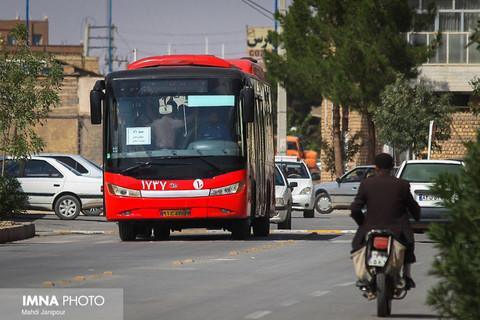 افتتاح خط 56 اتوبوس دهنو، ميدان استقلال
