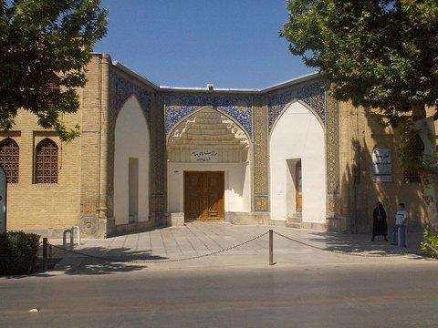 آثار هنرمندان نامدار چین و ایران در موزه هنرهای معاصر اصفهان