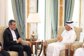 رایزنیهای جابری انصاری با قطری ها برای پایان جنگ یمن