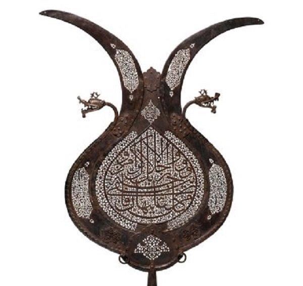 ۲۵۶ اثر هنری تاریخی جهان اسلام در یک حراجی