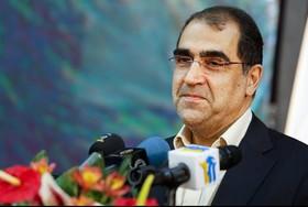 بازدید وزیر بهداشت از مرکز تخصصی  کلیه و قلب اصفهان