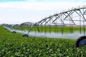 ۷۰ هزار هکتار اراضی کشاورزی تجهیز به سامانه نوین آبیاری شد