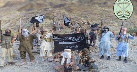 یکی از رهبران گروه تروریستی ''جیش العدل'' در پاکستان کشته شد