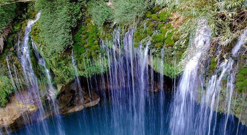 Ab Malakh waterfall