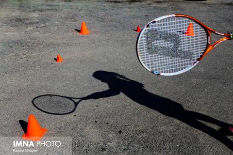 همایش بزرگ تنیس همگانی
