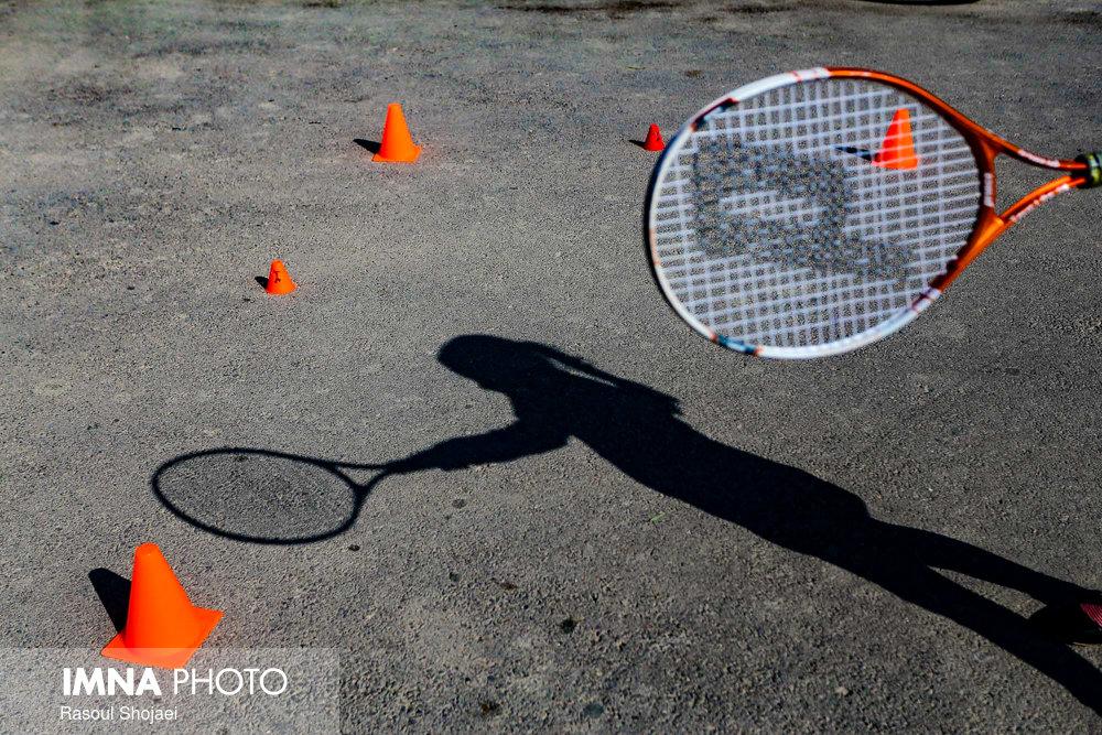 عزیزی به عنوان رئیس فدراسیون تنیس انتخاب شد