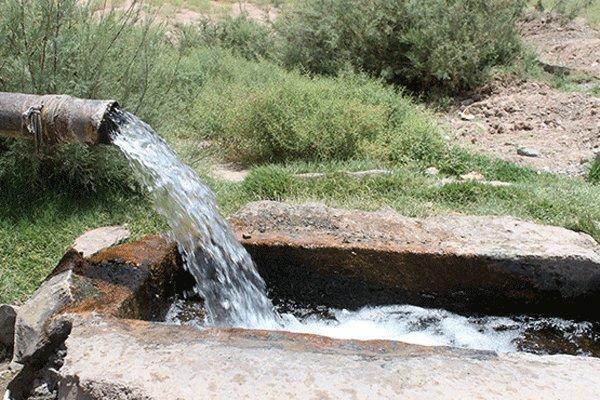 ۸.۵ برابر حجم سد زاینده رود از آبهای زیرزمینی برداشت شده است