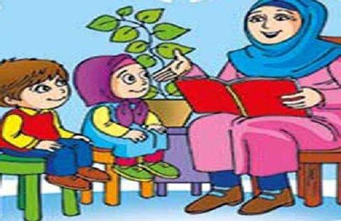 مادربزرگها برای قصهگویی ثبتنام کنند