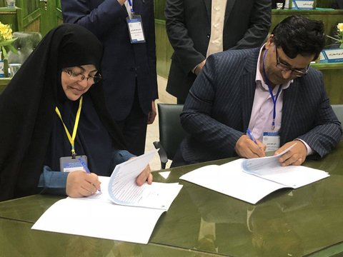 Cooperation agreement concluded between Isfahan municipality and University of Medical Science