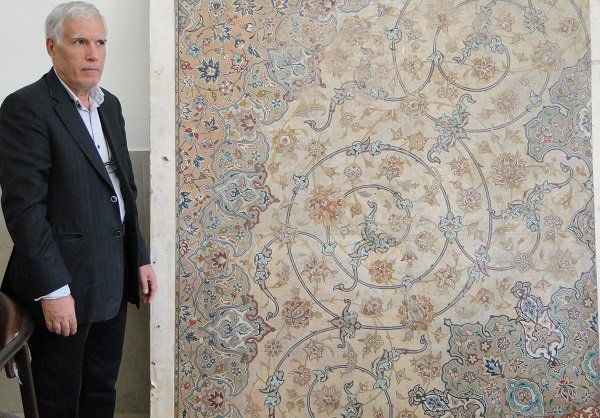 فرهنگی به وسعت نقشههای فرش