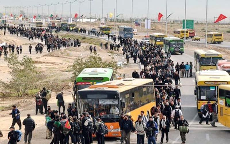 رشد ۳۹۸ درصدی خروج از مرز مهران
