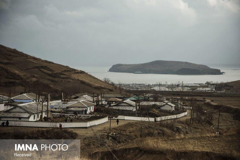 کره شمالی، بهشتی در محاصره سیمخاردار