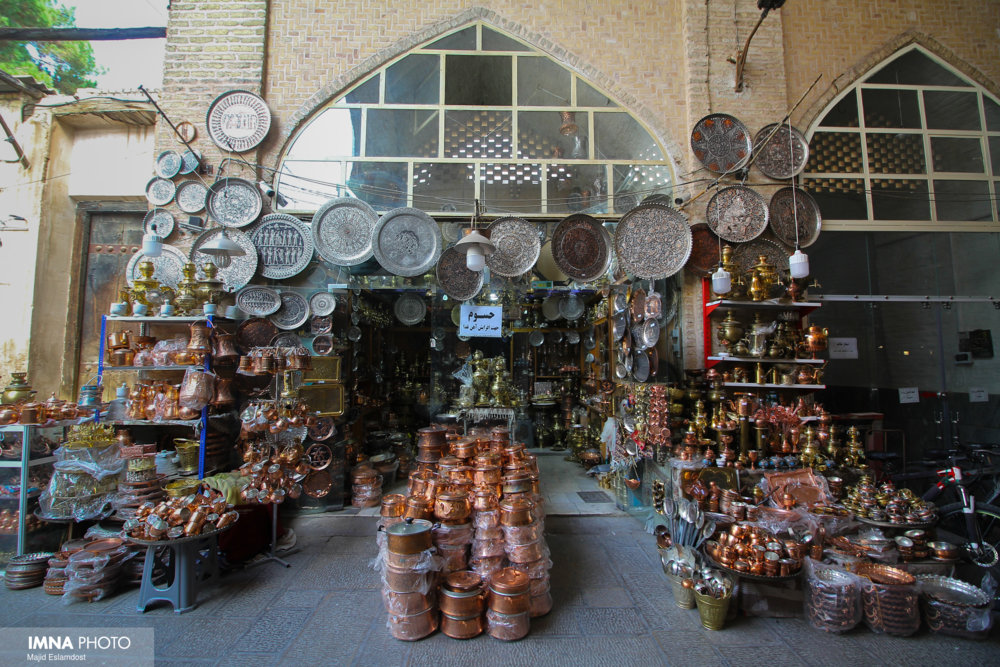 Isfahan main handicraft hub in Iran