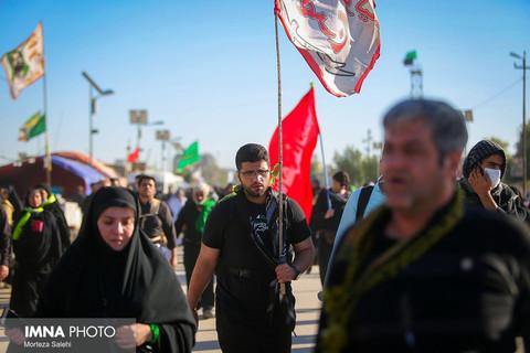 ثبتنام مهاجرین عراقی متقاضی سفر اربعین آغاز شد