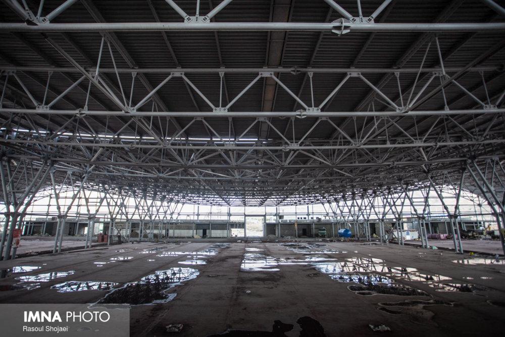 آغاز ۶ جبهه کاری جدید در ساخت پروژه نمایشگاه بزرگ اصفهان