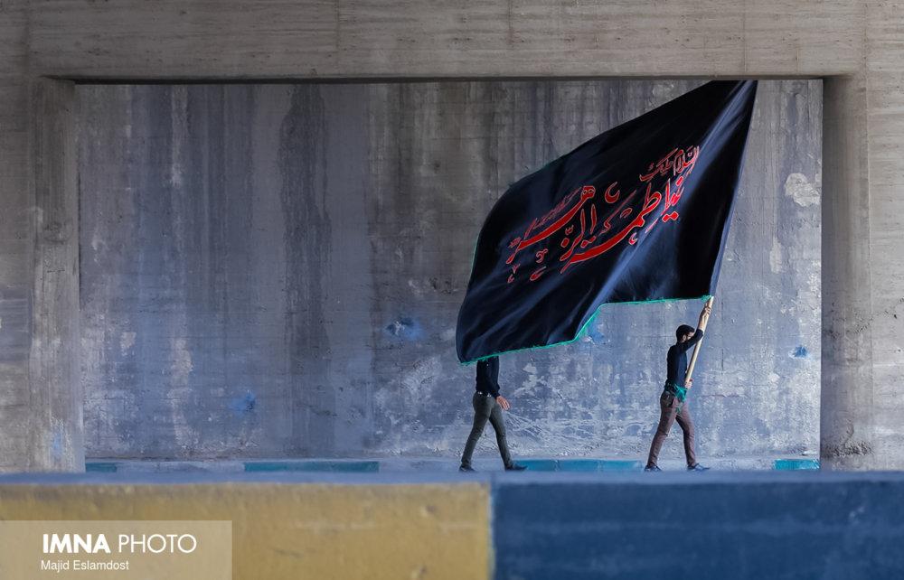 حضور ۱۷۵ هزار اصفهانی در راهپیمایی اربعین سال گذشته
