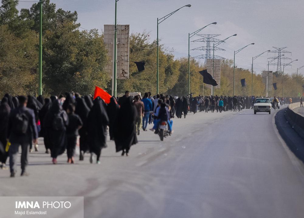 فرمانده ناجا: زائران به سمت مرزها نروند
