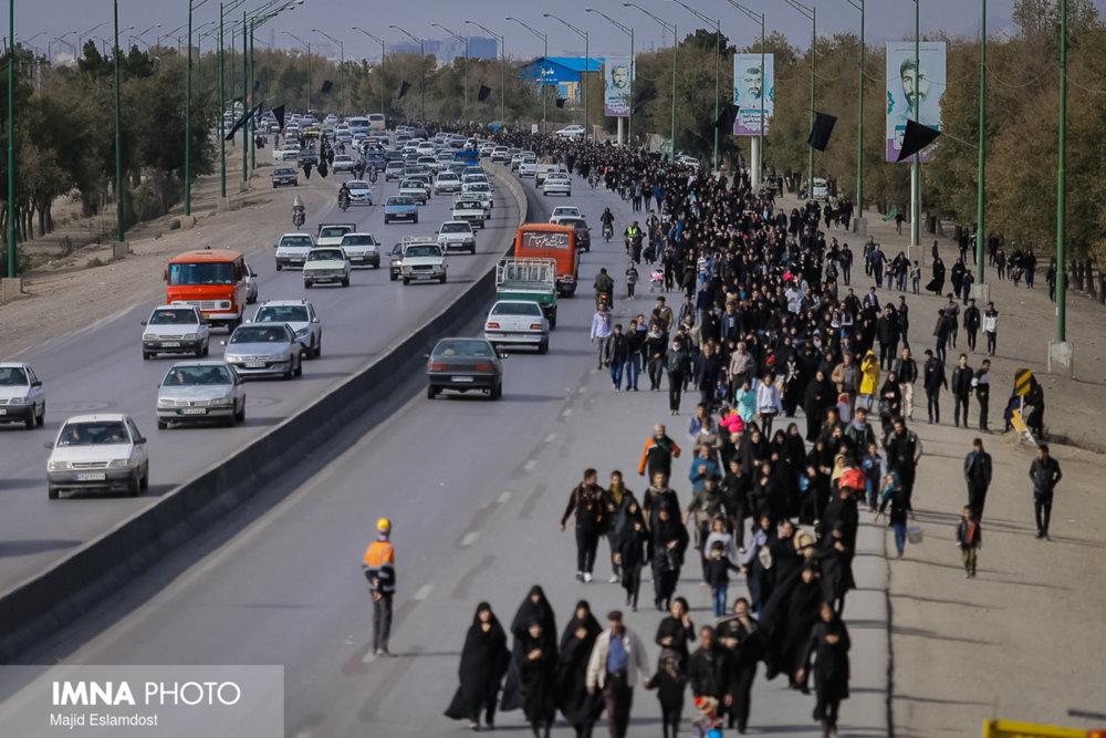 یک میلیون و ۲۷۵ هزار زائر اربعین به کشور بازگشتند