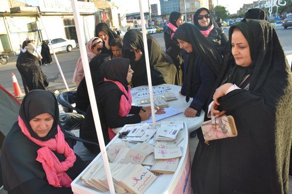 راهاندازی ۱۲ کمپ سلامت در مناطق حاشیهنشین کرمانشاه