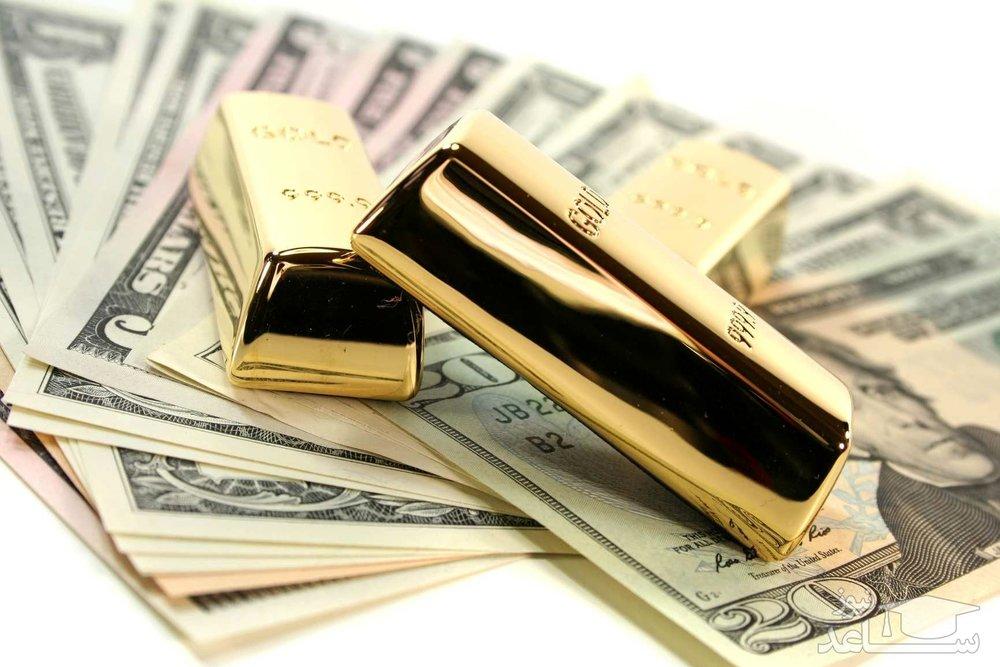 آخرین قیمت طلا، سکه و دلار تا پیش از امروز ۲۹ بهمن