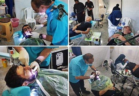 ارائه خدمات قسطی و تخفیفی دندانپزشکی به بازنشستگان