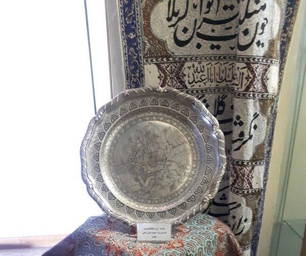 آیین های محرم در موزه هنرهای تزیینی ایران