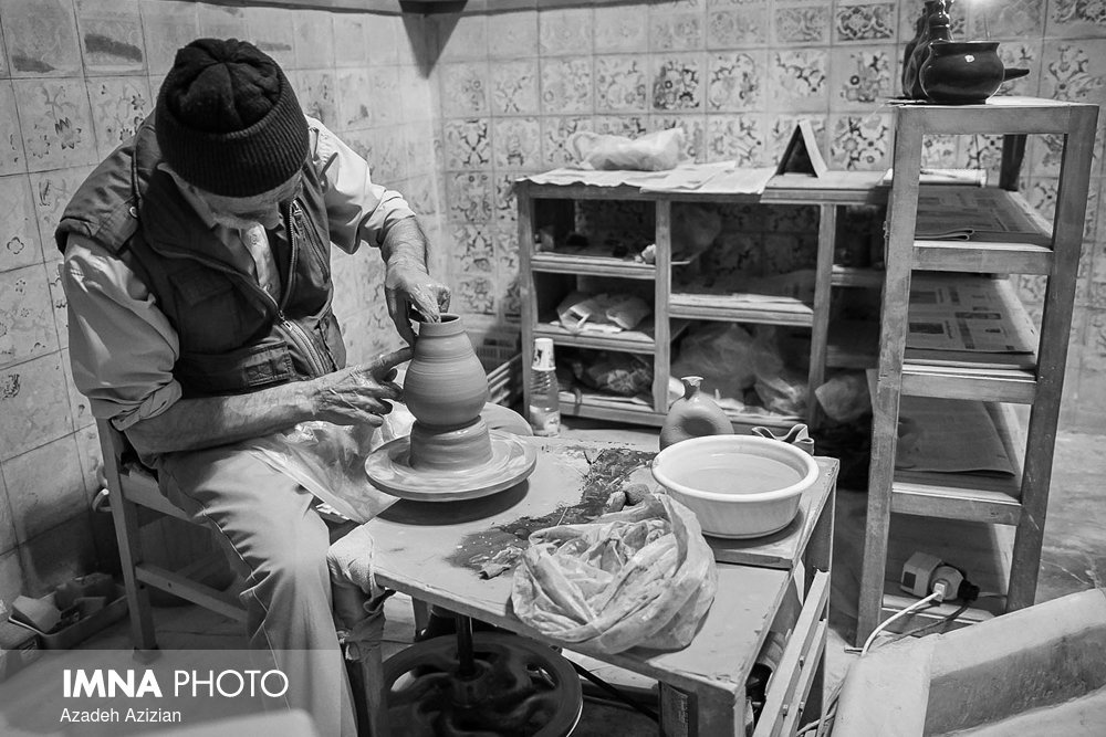 Pottery making; forgotten art