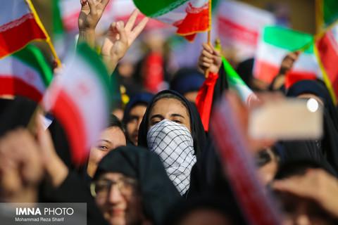 برگزاری مراسم روز ۱۳ آبان در ۸۴ نقطه استان اصفهان