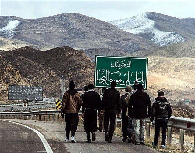 آغاز جابجایی زائران مشهد مقدس از روز دوشنبه با ۶۰۰۰ اتوبوس