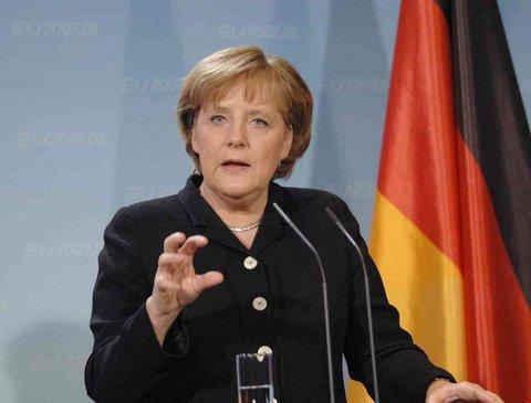 آنگلامرکل؛ همدوره دیوار برلین، «صدراعظم دنیای آزاد» شد