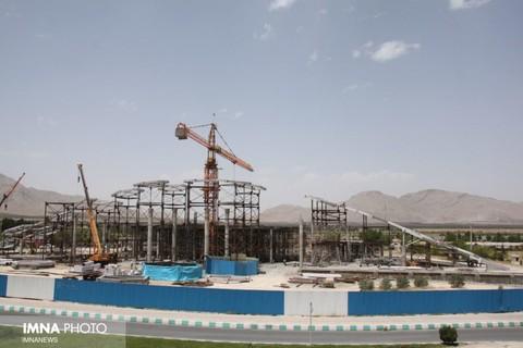 اتمام پروژه پارک سوار زرینشهر نخستین چالش شورای دوره ششم