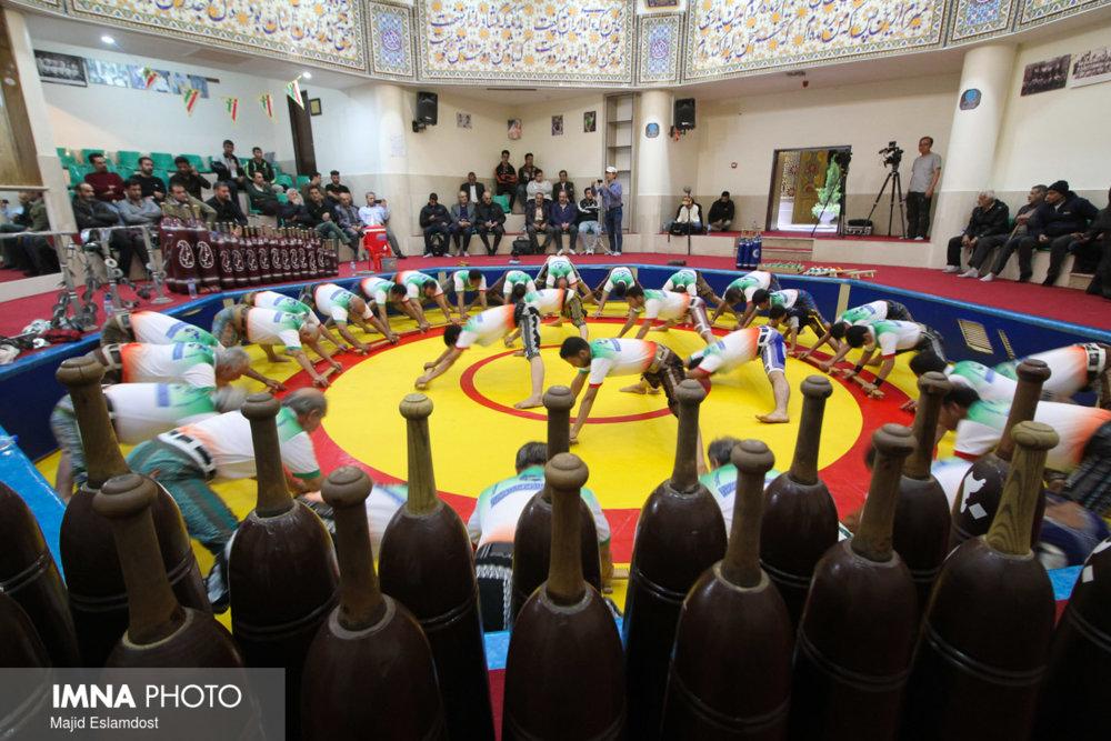 بی نظمی در برگزاری مجمع انتخابات هیئت ورزشهای پهلوانی و زورخانهای