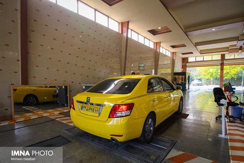 مراجعه روزانه ۴۸۰۰ راننده به مراکز معاینه فنی تهران از ابتدای پاییز